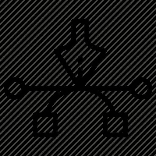 art, design, edit, pen, pentool icon