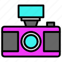 camera, image, photography, picture icon