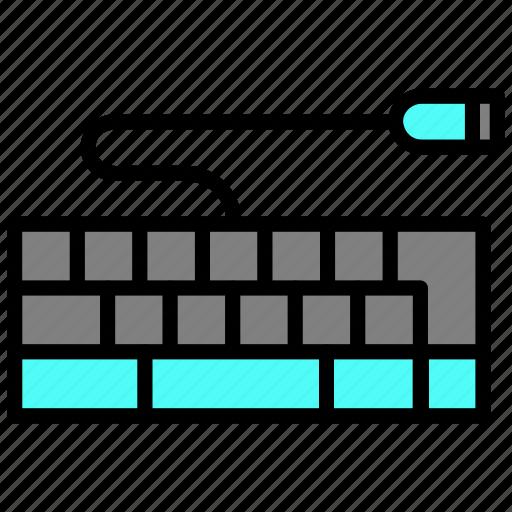 hardware, input, keyboard, pc icon