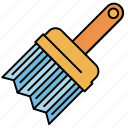 art, artist, brush, drawing, paint, painting icon
