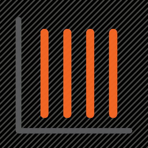 diagram, equal, equality, graph icon