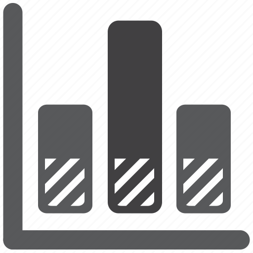 analysis, bar, chart, data, diagram, graph, statistics icon