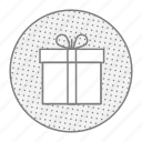 cadeau, gift, give, giveaway, present, surprise icon
