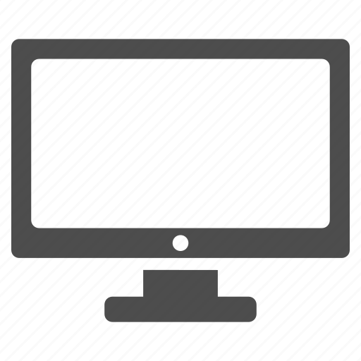 computer, desktop, device, display, electronic, equipment, monitor, pc, screen icon
