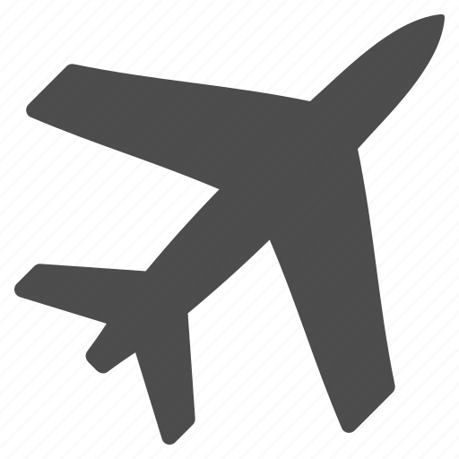 aeroplane, air, air ticket, aircraft, airline, airplane, airport, aviation, cargo, delivery, fast, flight, flights, fly, jet, navigation, pilot, plane, road, speed, ticket, tourism, transport, transportation, travel, vacation, vehicle icon