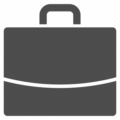 accounting, bag, baggage, briefcase, case, suitcase, travel icon