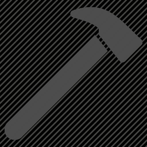 build, building tools, hammer, job, repair, tool, work icon