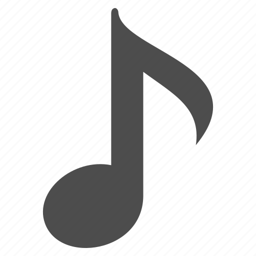 audio, multimedia, music notation, musical note, play, song, sound icon