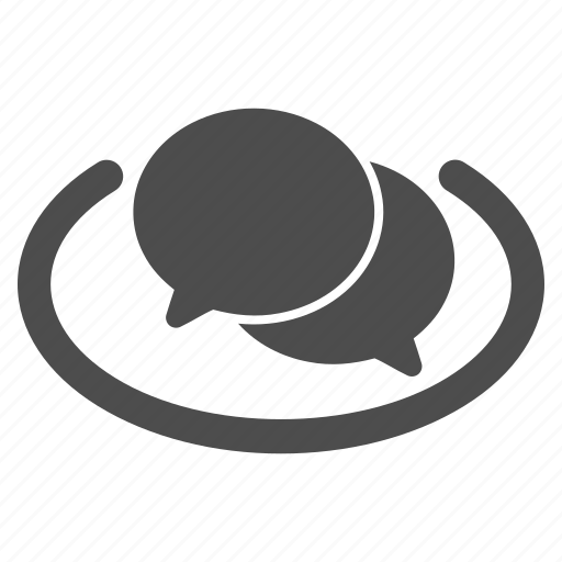 bubble, chat, comment, communication, connect, connection, contact, contacts, email, group, information, media, meeting, message, messengers, mobile, network, networks, online, send, signal, sms, social, speak, speech, talk, voice icon