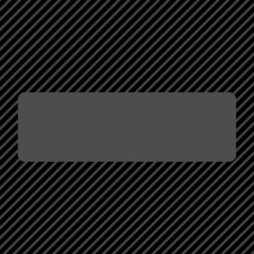 delete, entry, forbidden, minus, no, no entry, remove, subtract, subtraction icon