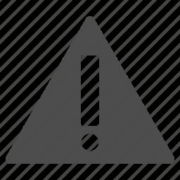 alarm, alert, attention, beware, caution, cautious, damage, danger, error, exclamation, hazard, important, information, problem, prompt, risk, safe, safety, signal, warning icon