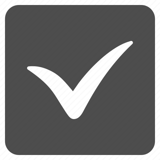 check box, checkbox, checkmark, mark, tick, vote, yes icon