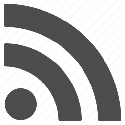 blog, communication, news, radio signal, rss feed, social, wireless icon