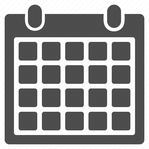 appointment, calendar, database, date, day, diary, event, grid, holiday, month, office, plan, planning, reminder, schedule, table, time, timer, timetable icon
