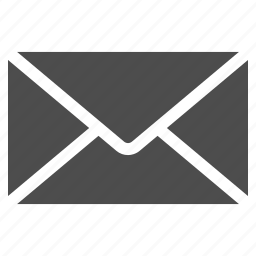 communication, correspondence, dispatch, e-mail, email, envelope, letter, mail, message, post icon