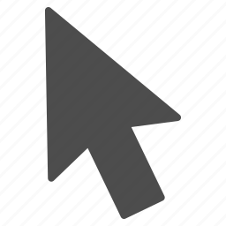 arrow, cursor, monitor, mouse, mouse pointer, point, pointer, screen icon