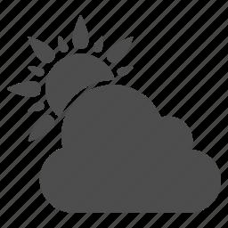 cloud, clouds, cloudy, forecast, predict, prediction, rain, storm, sun, temperature, thermometer, umbrella, weather, wind icon