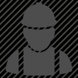 business, engineer, job, mechanic, serviceman, work, worker icon