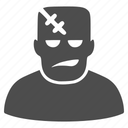 evil, frankenstein, horror patient, hospital, medical treatment, monster, plastic surgery icon