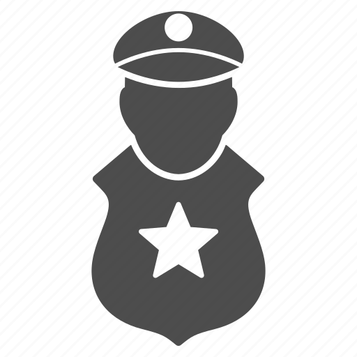 cap, cop, guard, police officer, policeman, security, sheriff icon