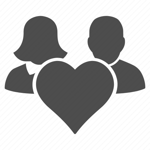 couple, family, favorite, heart, marriage, party, wedding icon