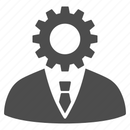 admin, administrator, android, automation, bureaucrat, driver, gear icon