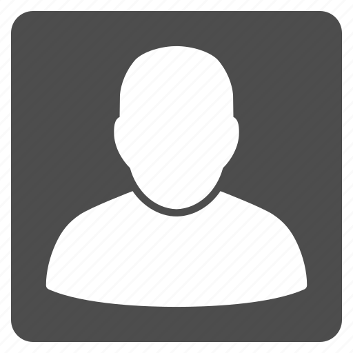 access card, account, manager, person, profile, staff badge, user photo icon