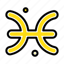 astrology, greece, horoscope, pisces