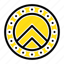 greece, seurity, shield