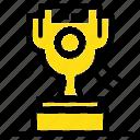 award, cup, ireland icon