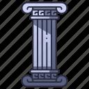 ancient, architecture, old, stone, pillar, roman, greek