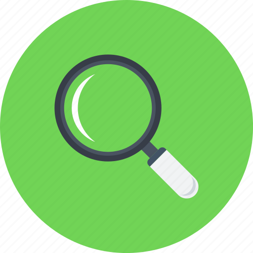 Detective, glass, loupe, magnifying glass, search, see, zoom icon - Download on Iconfinder