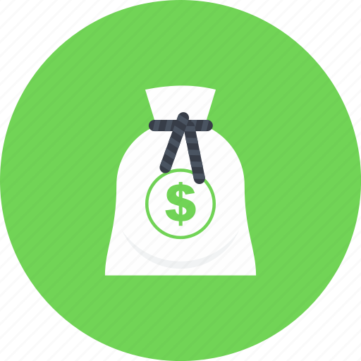 Bag, bank, buy, currency, money, money bag, save money icon - Download on Iconfinder
