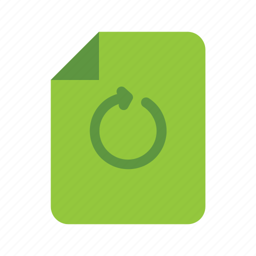 eco, ecology, energy, green, nature, paper, recycle icon