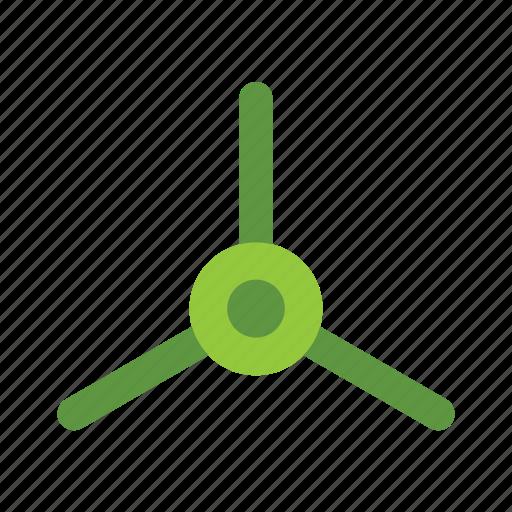 eco, ecology, energy, green, nature, turbin icon