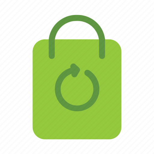 bag, eco, ecology, energy, green, nature icon