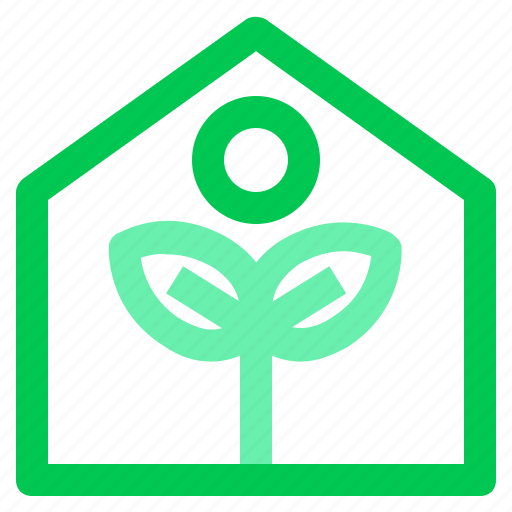 energy, green, home, house, smart icon