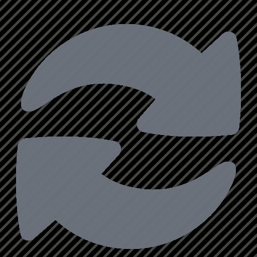 arrow, energy, environment, environmental, green, green energy, pika, recycle, recycling, simple icon