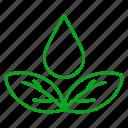 clean energy, eco, ecology, energy, green energy, plant, renewable energy icon