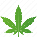 leaf, leaves, maple, marijuana, nature, tree icon