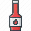 barbecue, bbq, cook, food, grill, hot, sauce icon
