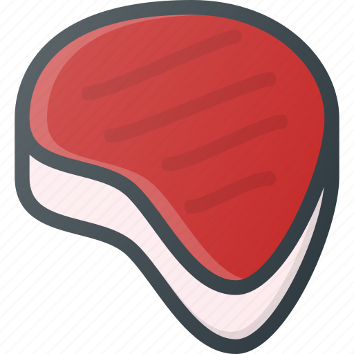 barbecue, bbq, cooking, food, meal, steak icon