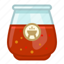 barbecue, chilli, cooking, grill, ketchup, sauce, yumminky icon