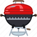 barbecue, cook, cooking, food, grill, lid icon