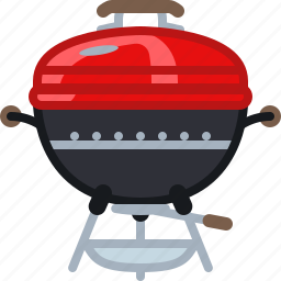 barbecue, cook, cooking, food, grill, lid, yumminky icon