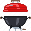 cook, cooking, food, grill, lid, barbecue