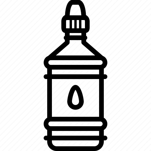 bbq, bottle, burning, grill, ignition, starter, yumminky icon