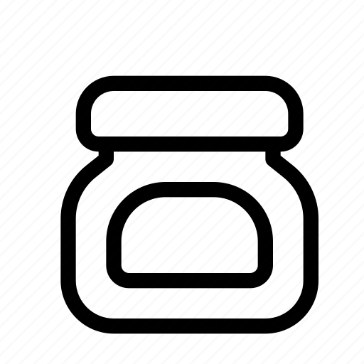 peanut jelly butter chocolate spread fruit jam icon iconfinder