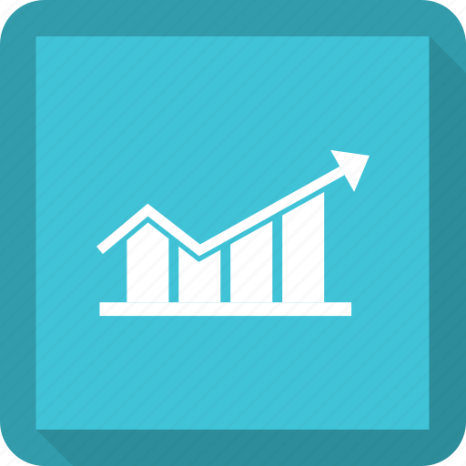 Business graph, business growth, graph, growth icon - Download on Iconfinder