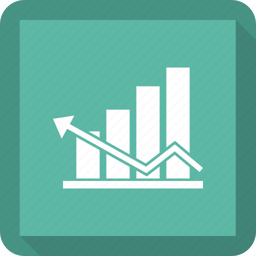Business growth, graph, growth, business graph icon